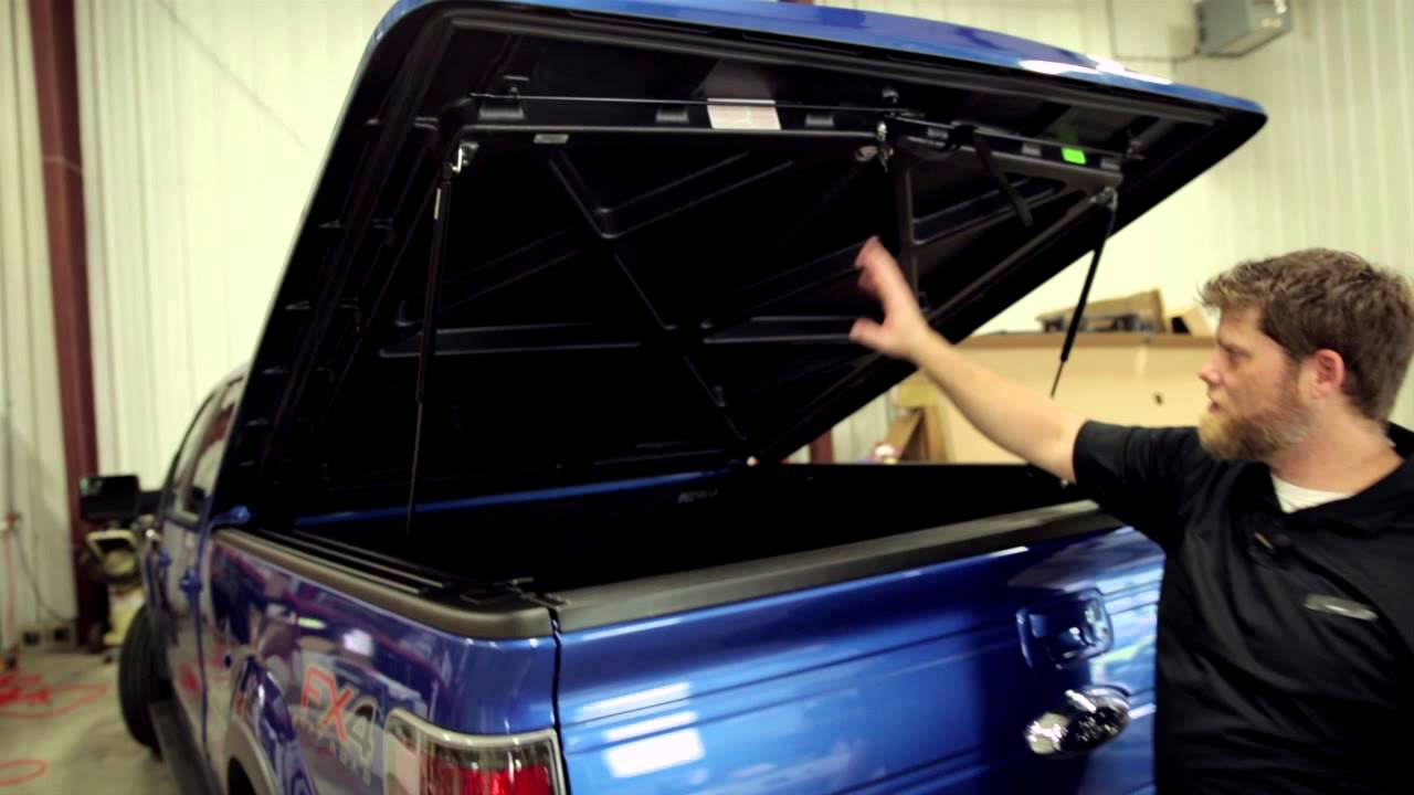 Youtube Undercover  Toyota Tacoma Bed Cover Installation