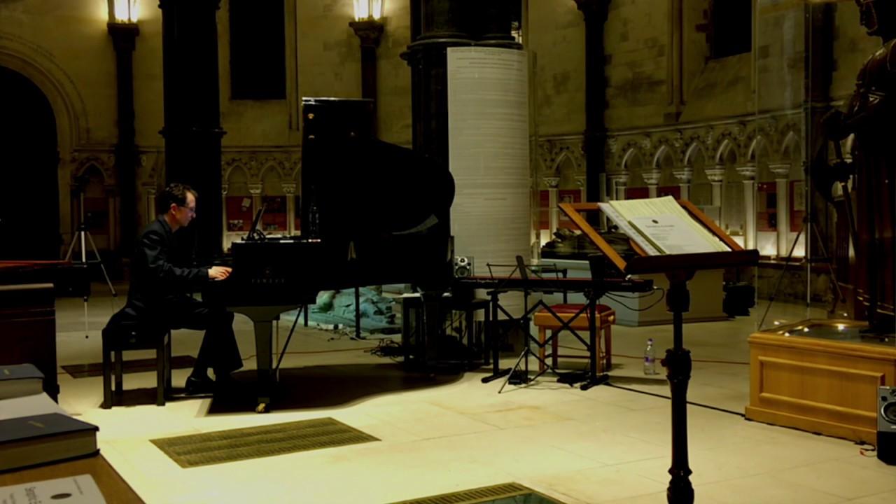 Sentimental Waltz from the album 'il falco bianco' live at Temple Church