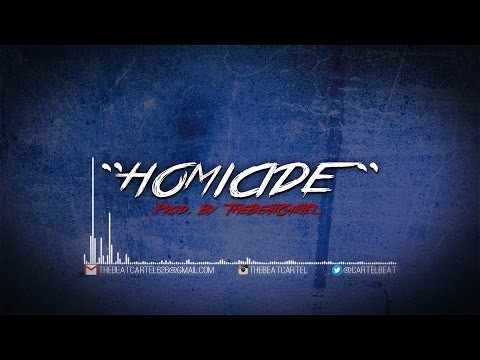"""""""Homicide"""" Instrumental (Drill/Trap Type Beat) [Prod. By TheBeatCartel]"""