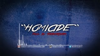 """Homicide"" Instrumental (Drill/Trap Type Beat) [Prod. By TheBeatCartel]"