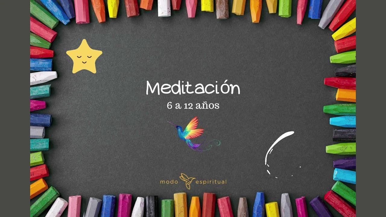 Meditación para niños N° 2