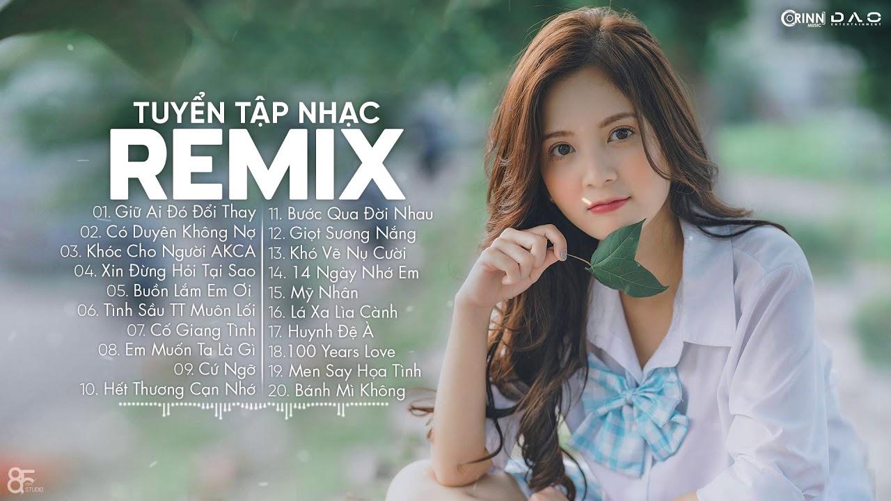 NHẠC TRẺ REMIX 2020 MỚI NHẤT HIỆN NAY - EDM Tik Tok Orinn Remix - lk nhạc trẻ remix gây nghiện 2020