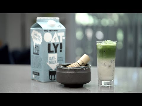 The Matcha Latte | Oat Milk