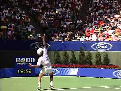 Australian Open 1992 John McEnroe vs Emilio Sanchez 4R