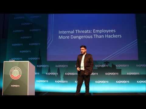 Shehab Najjar Discusses Keeping an Eye on Cyber Attacks