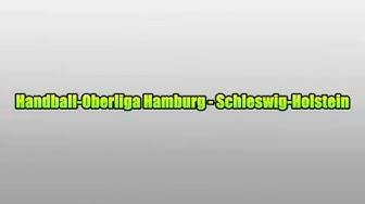Handball-Oberliga Hamburg - Schleswig-Holstein