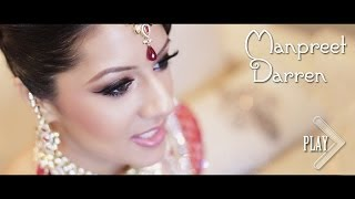 The BEST Sikh Wedding Video - Manpreet & Darren Vancouver Indian Wedding
