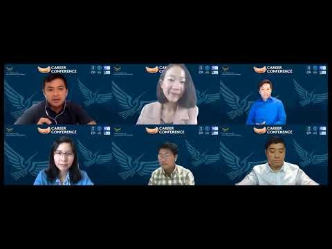 STEM Academia Panel – Career Conference | Vòng Tay Nước Mỹ 8