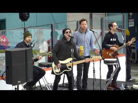 Simple Plan - Time To Say Goodbye acoustic