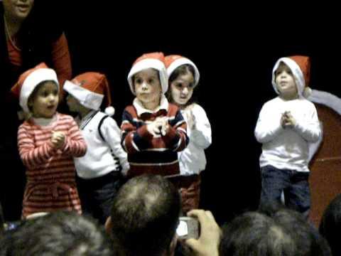 Spectacle de Noel de Zacharie Cloutier - Espectaculo de Navidad