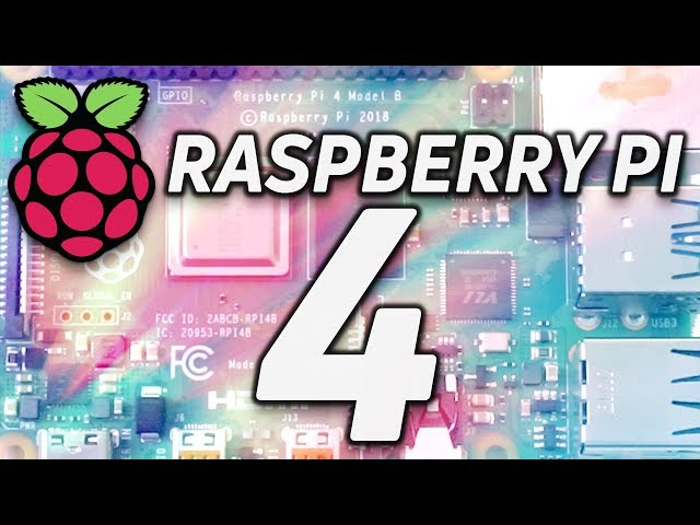 Raspberry Pi 4 Review - Dual displays and upto 4GB of RAM
