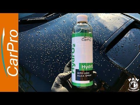 La façon la plus rapide pour cirer une voiture!  CarPro HydrO2: RÉVOLUTIONNAIRE!!!