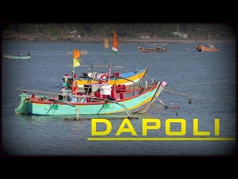 Dapoli- Murud Beach, Kadyavarcha Ganpati, Harnai/Harne fish market