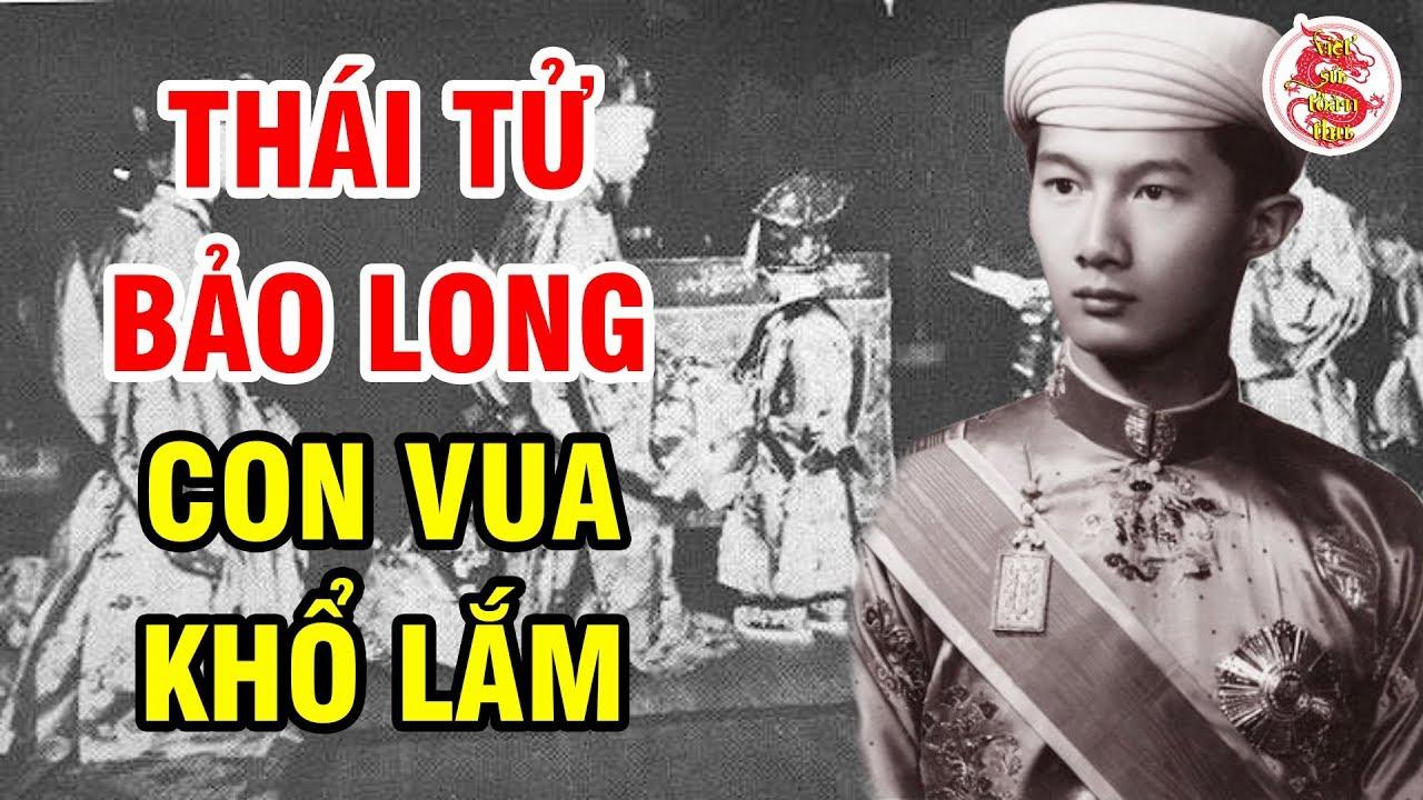 BẢO LONG Con Vua BẢO ĐẠI Và Cuộc Đời Đầy Biến Cố Của Thái Tử Triều Nguyễn Nơi Đất Khách