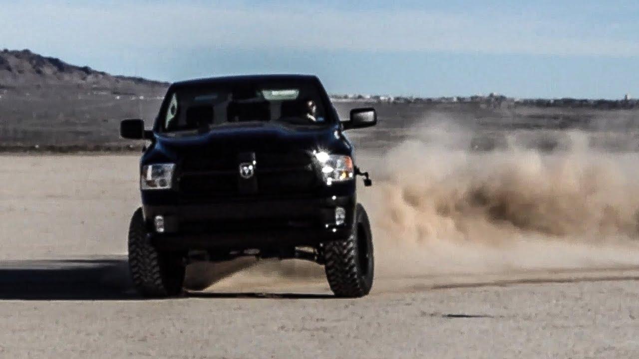 6 Inch Lift Kit For Dodge Ram 1500 4wd >> Ram 1500 Hemi 4x4 6 Inch Lift Review 4th Gen K2084bmx Youtube