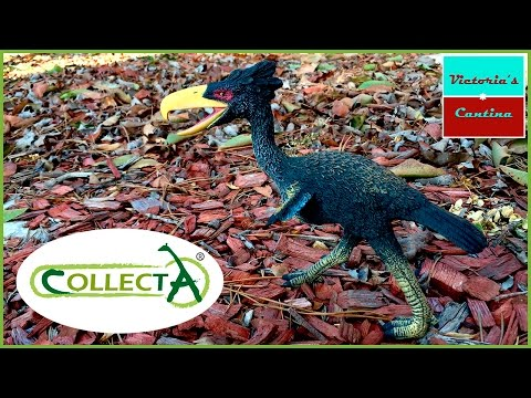 CollectA Kelenken Terror Bird Review