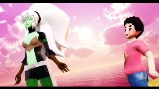 steven universe completely healed centipeetle animation