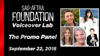 Voiceover Lab: Founders' Series - PromoPanel