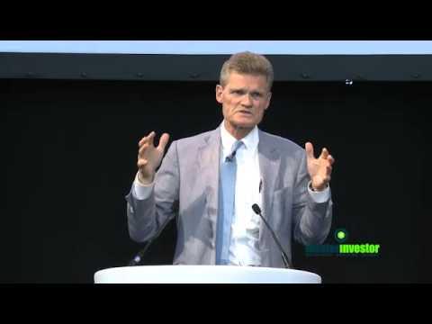 Master Investor 2014, Professor Sir John Bell, The Future of Money & Medicine