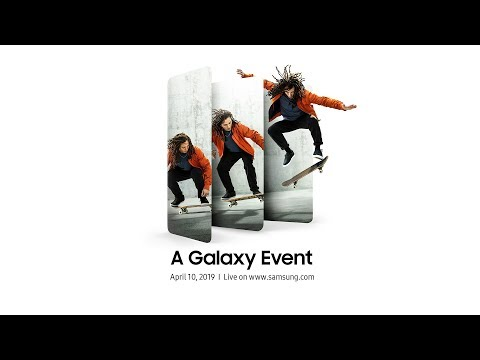 A Galaxy Event April 2019: Official Replay