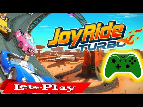 Joyride Turbo's Let's Play Walkthrough Part 1 1080p (Xbox One)