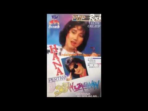 Hana Pertiwi  :  Mana Ku Percaya  - Lagu Pop Dangdut Era 1990 an