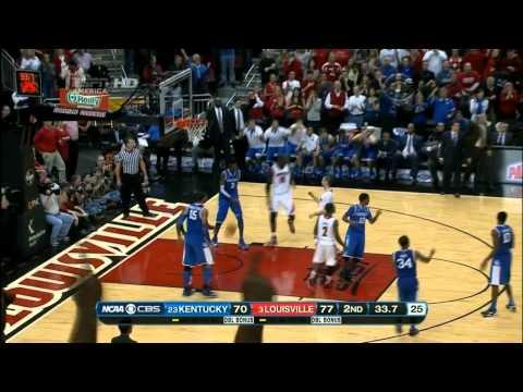 Archie Goodwin 22 Points Vs. Louisville 12-29-12