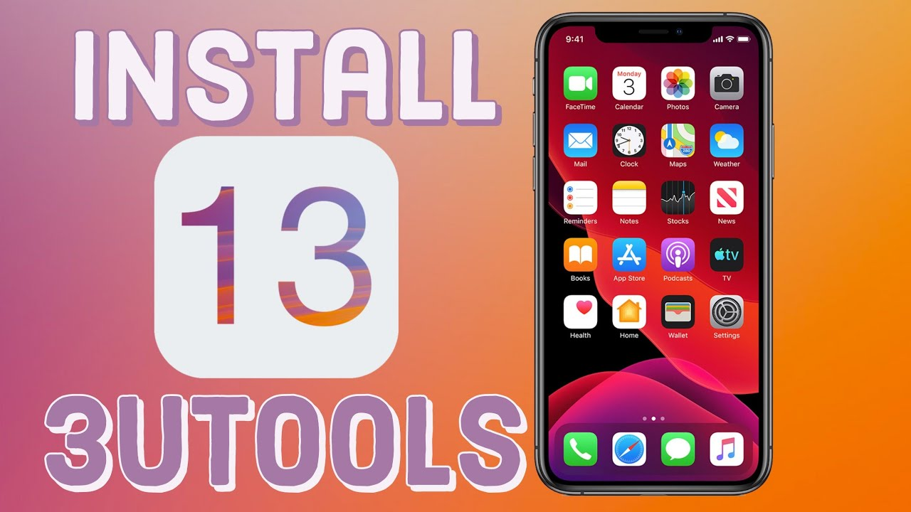 How To Download and Install iOS 13 Beta 1 via 3uTools on Windows | Click  For Facts