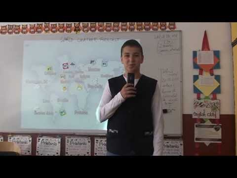 World Weather Forecast 6_Role-play