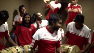 Maldives national team song