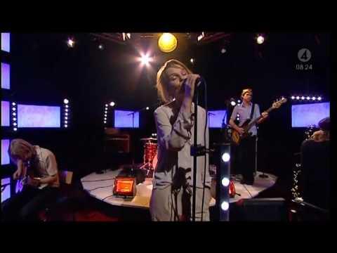 Anna Järvinen Äppelöga Live Nyhetsmorgon 2009