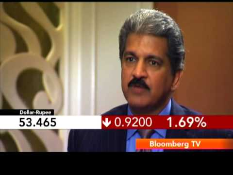 Exclusive Interview of Anand Mahindra