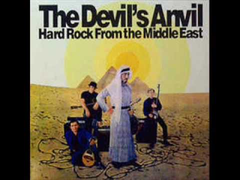 Devil's Anvil - Hard Rock From the Middle East [Greek cover] thumbnail