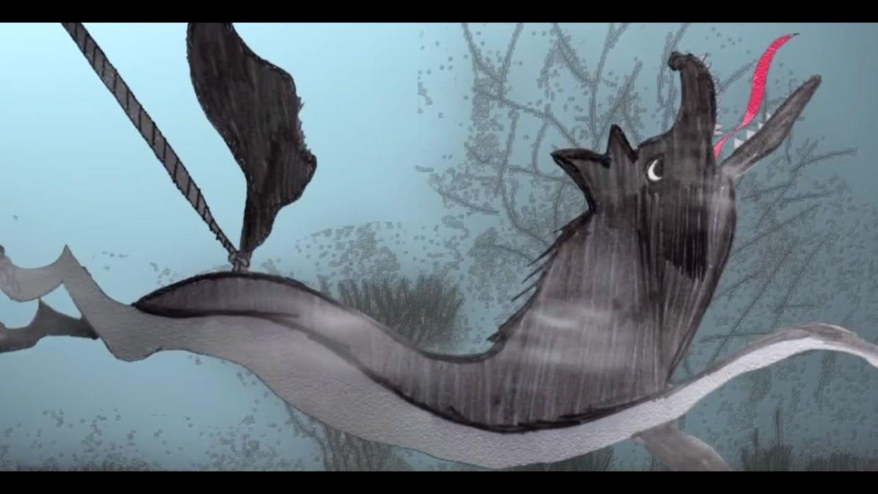 Pierre et le loup peter and the wolf youtube - Coloriage pierre et le loup ...