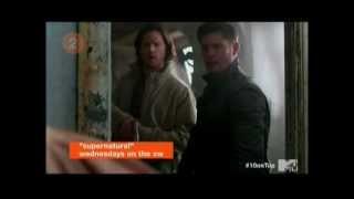 Supernatural on '10 on Top' - Feb 16 2013