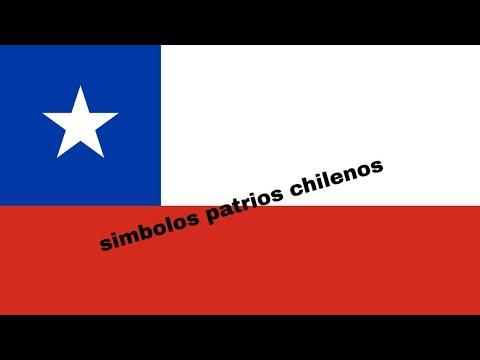 Que Significan Los Simbolos Patrios Chilenos ?  Semana De La Chilenidad