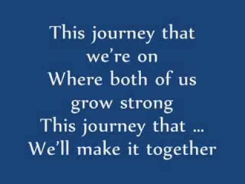 Lyric lagu Friso Incredible Journey (full song)