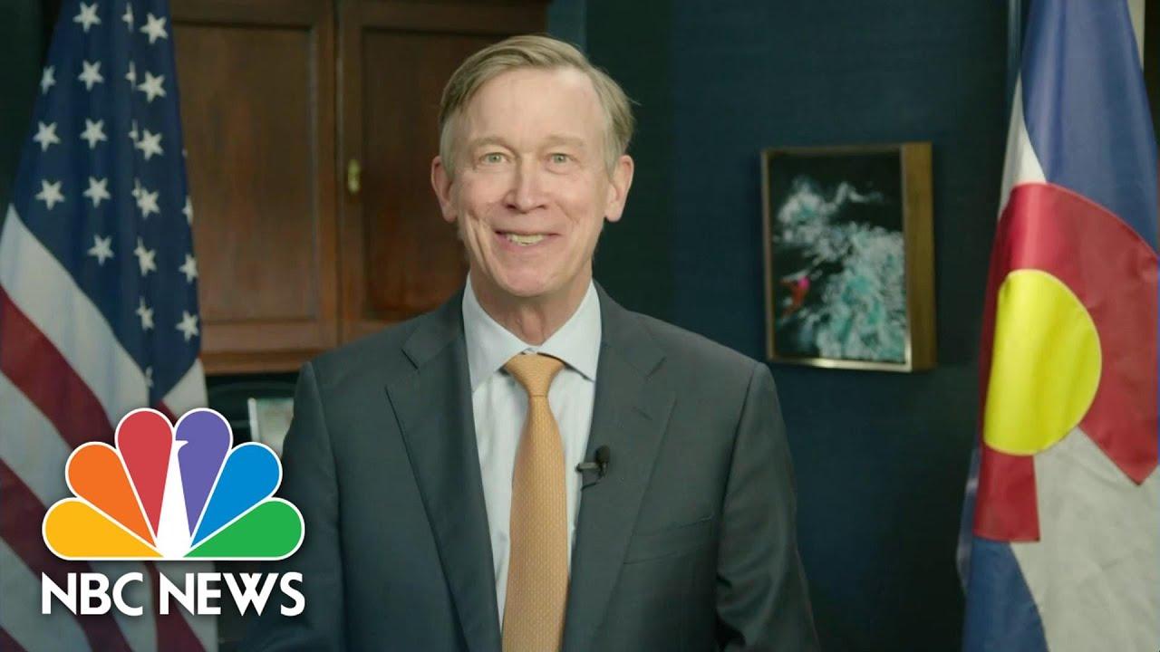 Download Democrat John Hickenlooper Delivers Victory Speech | NBC News