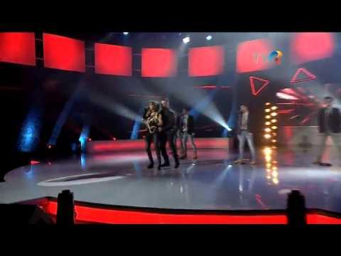 Al Mike ft. Renee Santana -- What is love (Live @ Eurovision Romania 2013 Final )