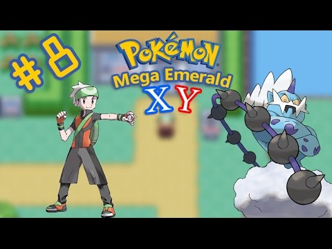 SECRET TORNADUS 100%!! Pokemon Mega Emerald X Y EP  #8