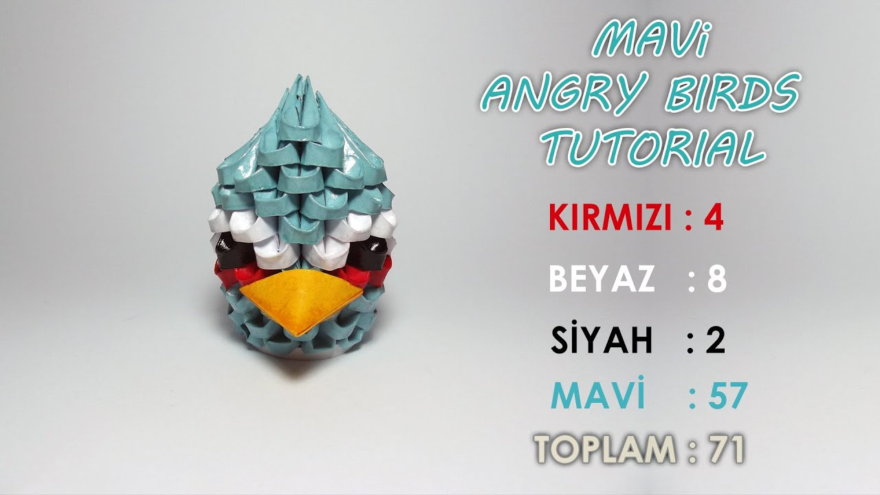 Origami Angry Birds Instructions 3dorigamiswandiagram 3d Peacock Diagram