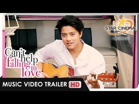 Music Video Trailer | 'Can't Help Falling In Love With You' by Daniel Padilla