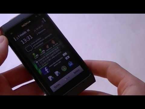 Dutch: Nokia N8-00 Videopreview