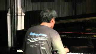 Indra Lesmana Tribute to Jack Lesmana - Dolphine Dance @ Mostly Jazz 18/10/12 [HD]