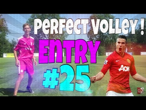 Entry #25 Perfect Volley !!?