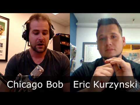 Talking Tiny with Chicago Bob Tiny Home - Eric Kurzynski - Episode One