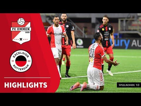 Emmen Excelsior Goals And Highlights
