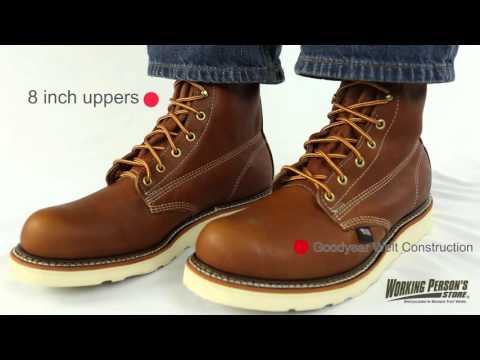 Thorogood Boots: Men's 814-4364 American Heritage Work Boots