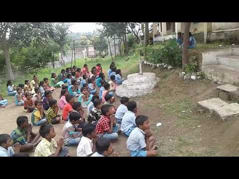 Hich amuchi prarthana by ZPPS taroda tq hadgaon students