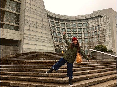 Çin'deki Üniversiteleri Merak Edenler ?  | Shanghai University  #VLOG